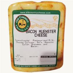 1 lb. Bacon Muenster