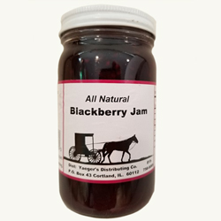 Amish Jam - Blackberry