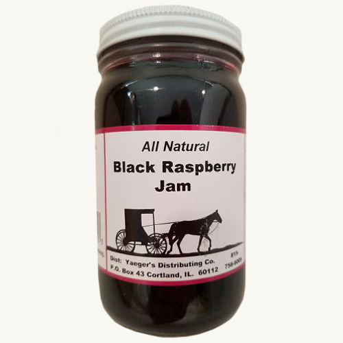 Amish Jam - Black Raspberry