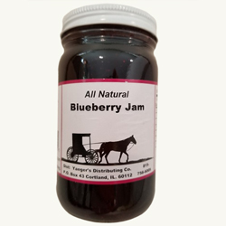 Amish Jam - Blueberry