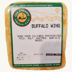 1 lb. Buffalo Wing Cheese