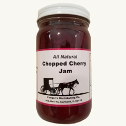 Amish Jam - Chopped Cherry