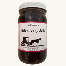 Amish Jam - Elderberry