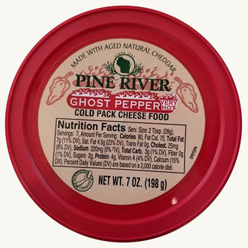 Pine River Cheese Spreads - Ghost Pepper