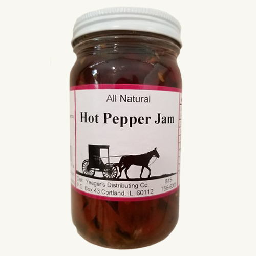 Amish Jam - Hot Pepper