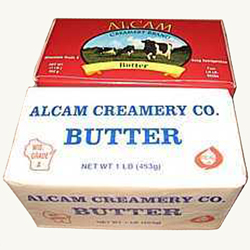 Alcam Butter Solid Chunk